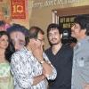Celebrities At Om Namo Venkatesaya Movie Premiere Show (2)