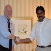 Pawan Kalyan and Steve Jarding (3)