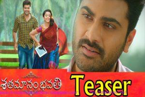 sathamanam-bhavathi-teaser