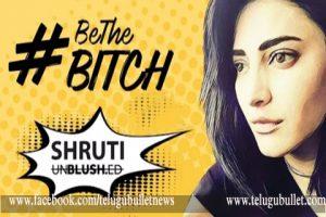 shruti-haasan-shoot-be-the