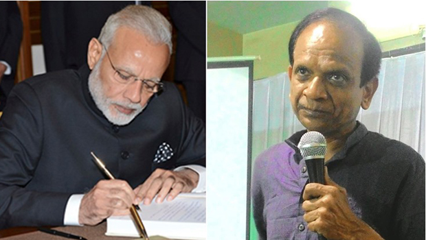 anil bokil the man behind modis decision