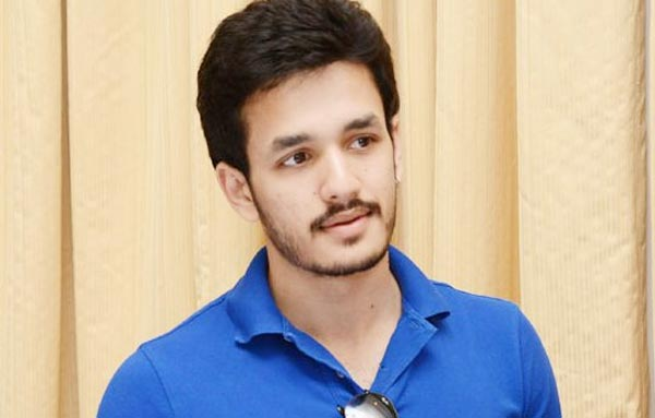 Again Huge Budget For Akhil's Next