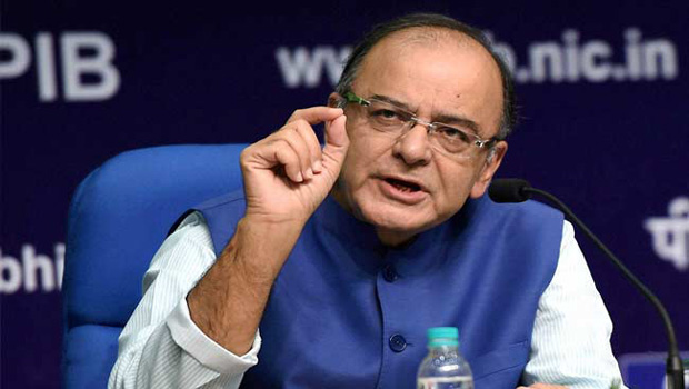 did the currency banned without the order from Arun jaitli
