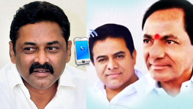 which matter bhuma nagi reddy discussed with kcr and ktr
