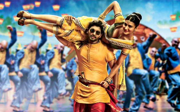 Allu Arjun Record For His Song