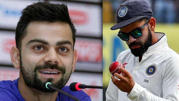 Virat Kohli responds to ball tampering