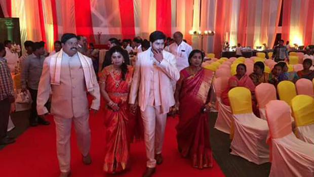 kommalapati sridhar son and gv anjaneyulu daughter will get marriage