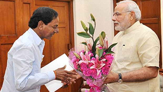 modi kcr close friends