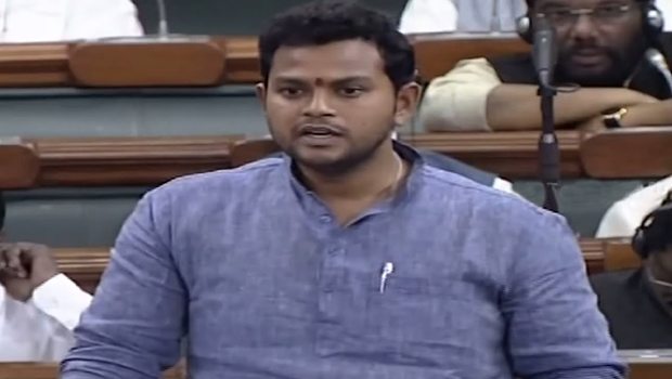 kinjarapu ram mohan naidu demand ap special status and more package in parliament