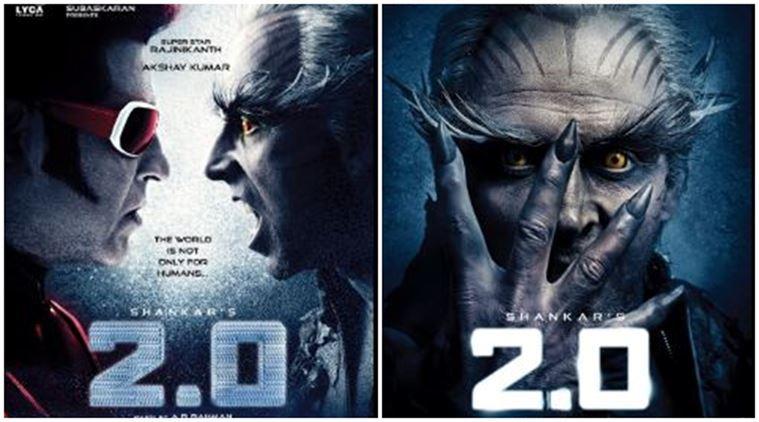 Rajinikanth 2.0 First Look Release