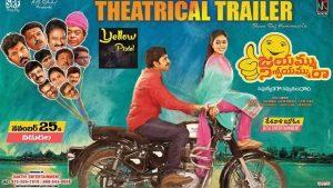 Jayammu Nischayammu Raa Theatrical Trailer