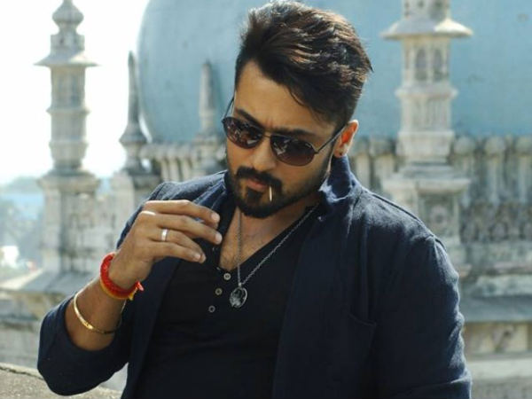 surya gangster in selva raghavan movie