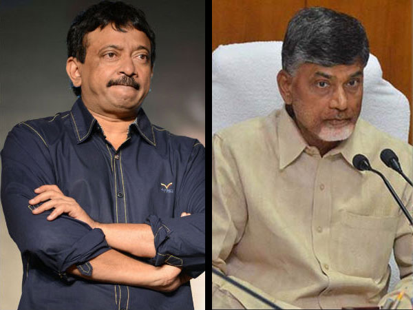 chandrababu tensed about varma