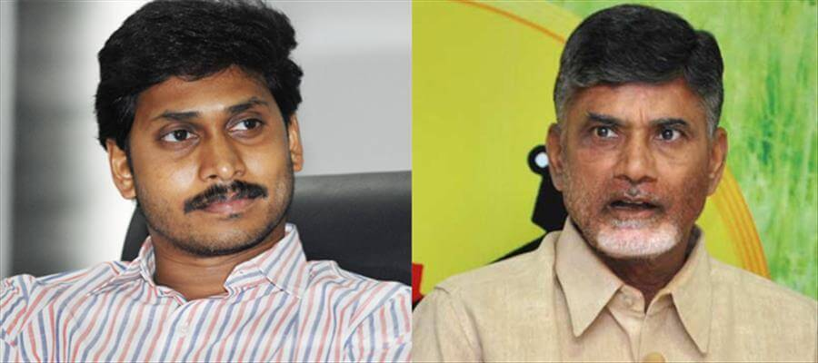 jagan concentration on cmchair and babu on