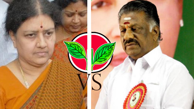 annadmk dividing in 29th