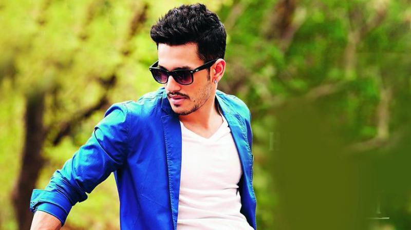 Akhil Start His Second Movie With Vikram K Kumar