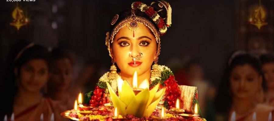 Anushka Crusial Role In Nagarjuna Om Namo Venkatesaya