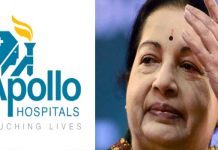 jayalalitha health bulletin release from apollo hospital