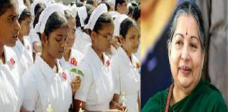 apolo nurses sorrow about amma