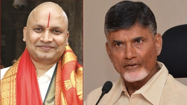 chandrababu will dismissed ttd board member sekhar reddy?