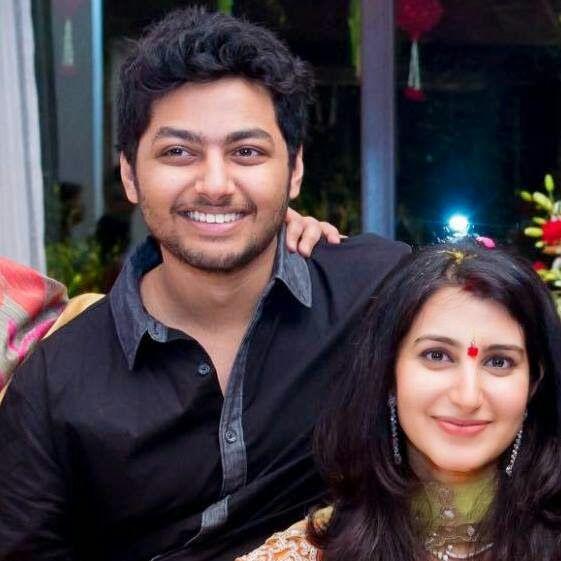 birthday celelbrations of brahmini