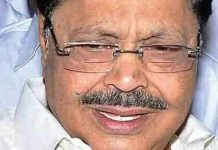 dmk party senior leader durai murugan have got heart attack