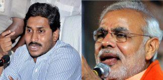 jagan follow to modi for election