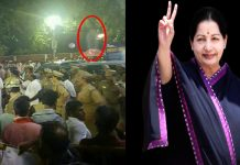 jayalalitha Spirit does not peace