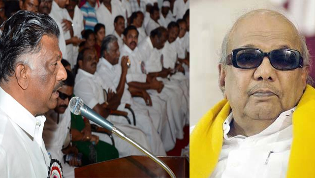 if anna dmk party mlas will jump to karunanidhi dmk party anna dmk party closed