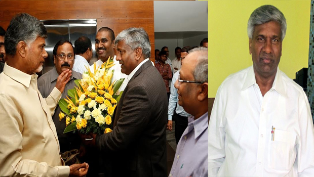 Jayaram Komati appointed as a ap representative in america