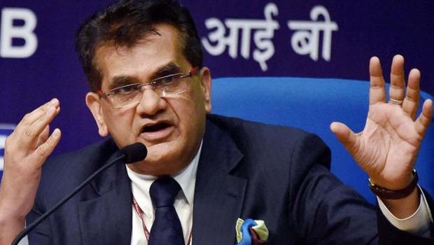 NITI Aayog launches schemes to promote digital transactions