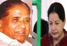 jayalalitha troubled by marri chenna reddy