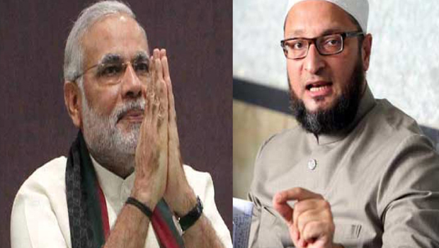 mim leader mp asaduddin owaisi fires on modi about currency banned