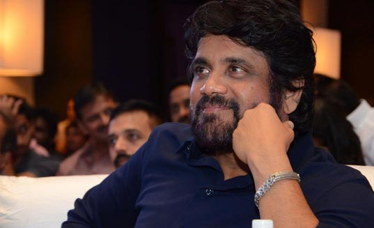 Nagarjuna Speech At RGV Shiva To Vangaveeti Special Event
