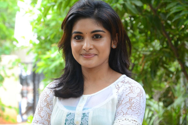 Niveda Thomas Lucky Chance With Pawan Kalyan