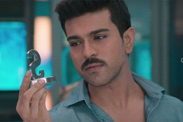 Finally Ram Charan Crossed Milion Mark At Overseas