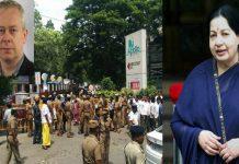 British Doctor Richard Beale says about Jayalalithaa's health condition