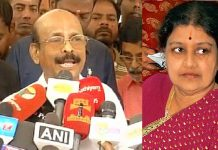 anna dmk party leaders said Party will unanimously choose new general secretary