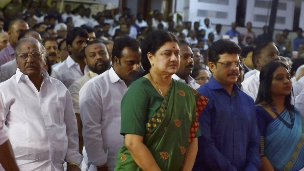 aiadmk new general secretary sasikala
