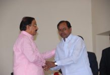thummala became number two in trs