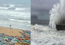 vardah Cyclone expected to hit Andhra Pradesh