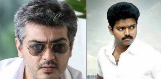 ajith and vijay political Star war in Tamil nadu