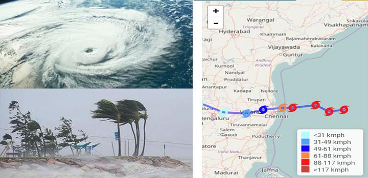 wardha cyclone live updates in chennai