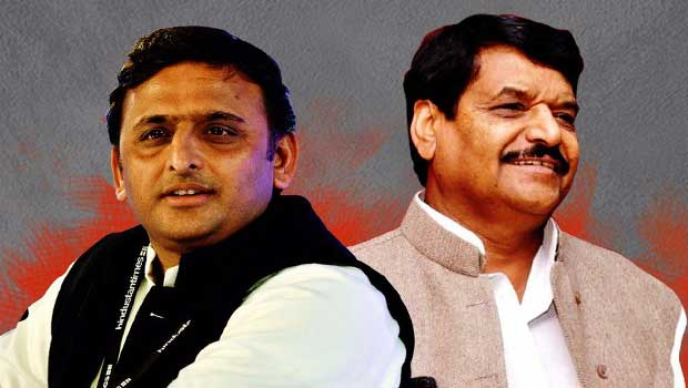 akhilesh is serious about shivapal attitude