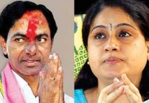 vijayashanthi is again in trs