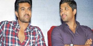 charan and alluarjun got clashes