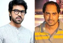 charan in krish direction