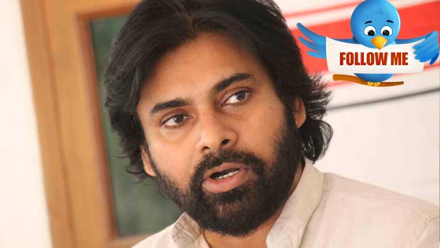 tweet leader pawan kalyan