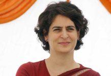 priyanka as congress working wise president