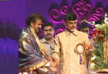 mohanbabu as tdp leader in rajumpeta